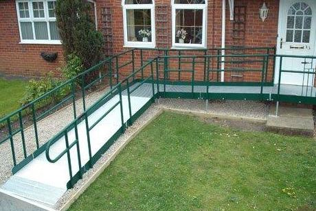 What Are Modular Access Disabled Ramps Obam