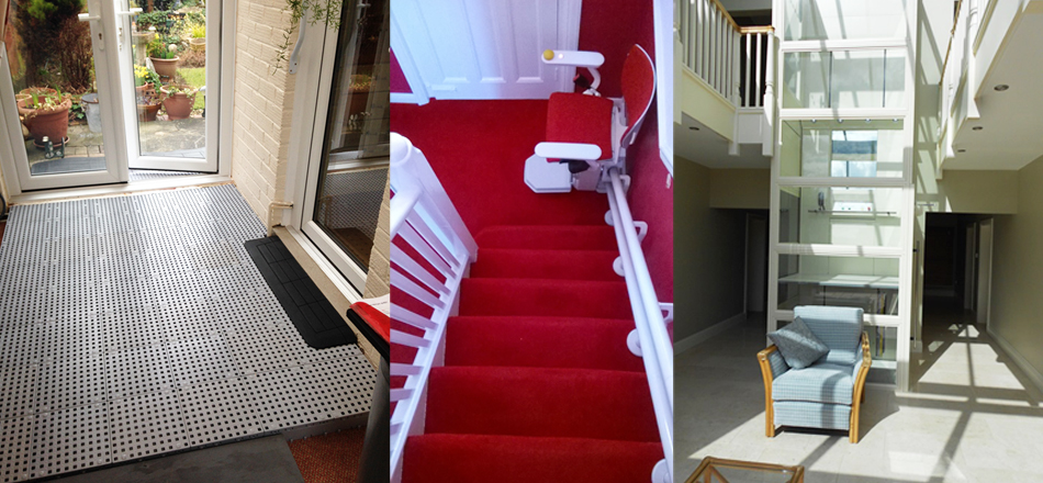 Adaptations for your home