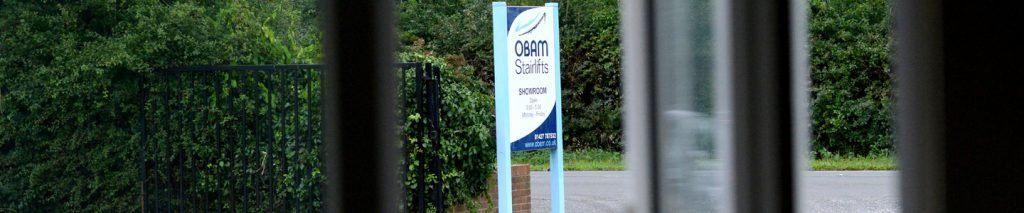 Contact Us: Obam Stairlifts Showroom Photo