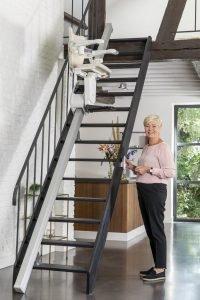 Handicare 1100 Straight Stairlift