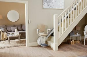 Access Homeglide Straight Stairlift